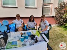 Pracownicy socjalni zajmujący się prowadzeniem procedury Niebieskie Karty na terenie Gminy Busko – Zdrój