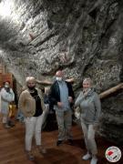Grupa Seniorów w komorze Ważyn